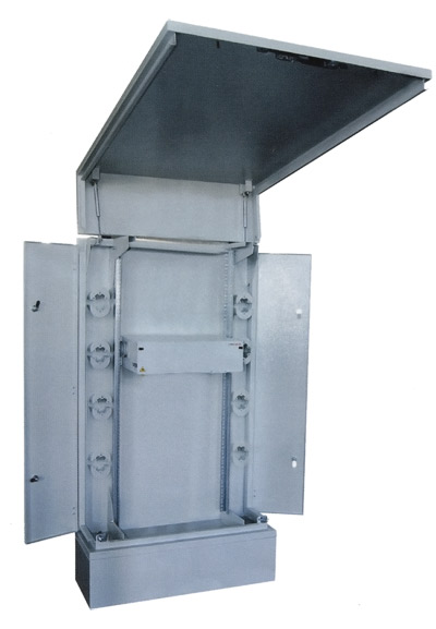 Outdoor Fibre Distribution Terminal Cabinet