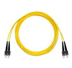 FC - FC Singlemode fibre patch cable  1.6mm Duplex 7.5m
