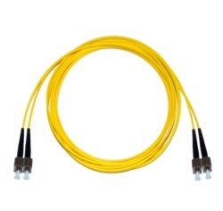 FC - FC Singlemode fibre patch cable  1.6mm Duplex 12.5m