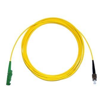 E2000 Angled - FC Singlemode fibre patch cord Simplex 30m