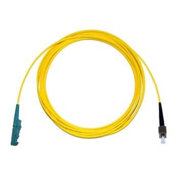 E2000 - FC Singlemode fibre patch lead Simplex 2m