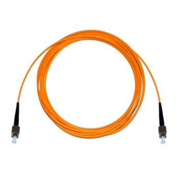 FC - FC Multimode fibre patch cord 62.5/125 OM1 Simplex 3m