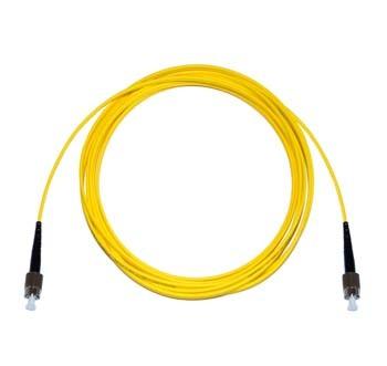 FC - FC Singlemode fibre patch cord Simplex 0.15m