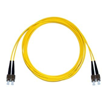 FC - FC Singlemode fibre patch cord Duplex 15m