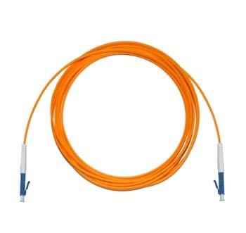 LC - LC Multimode fibre patch lead 62.5/125 OM1 Simplex 6m