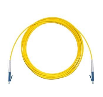 LC - LC Singlemode fibre patch lead Simplex 15m