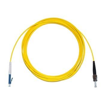LC - ST Singlemode fibre patch cord Simplex 3m