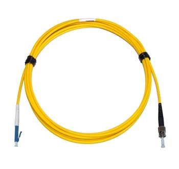 LC - ST Singlemode fibre patch cable Simplex 5m