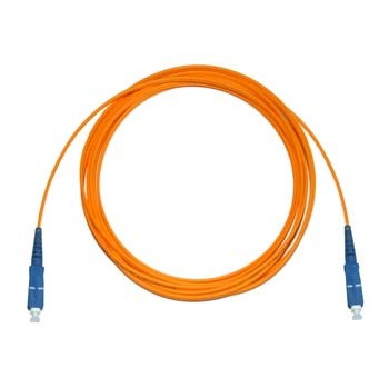 SC - SC Multimode fibre patch lead 62.5/125 OM1 Simplex 98m