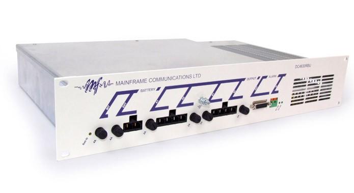 MCL 48V 150W rackmount DC UPS