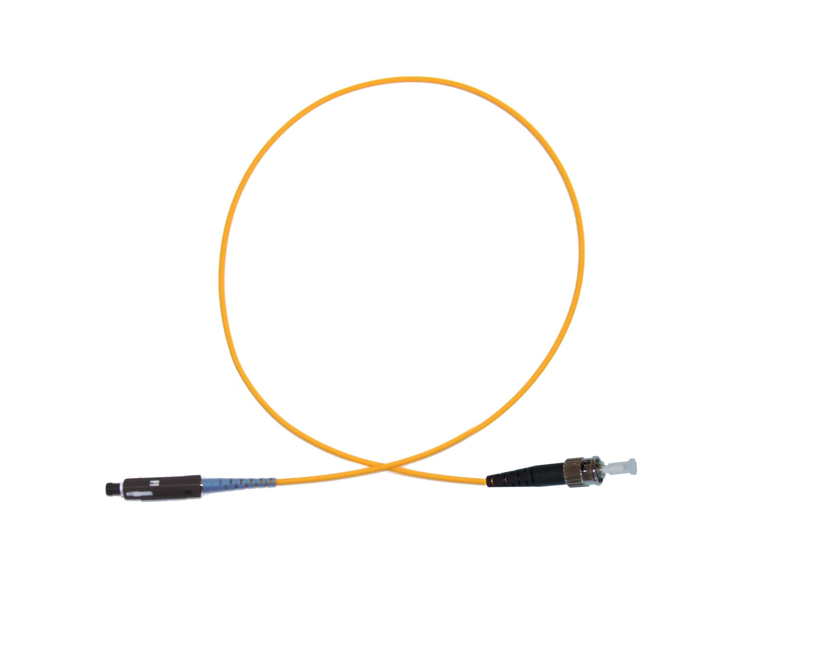 FC - MU Singlemode fibre patch cord Simplex 5m