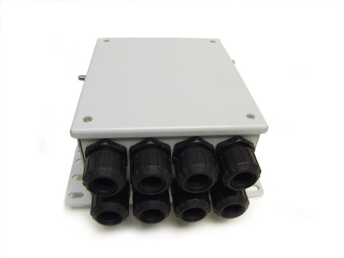 Fibre Optic Compact Cable Manifold - Grey
