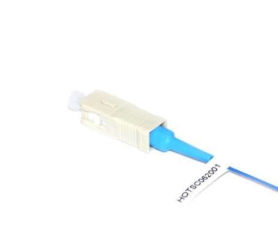 Brand-Rex SC 62.5/125 Fibre Optic Pigtail 1m