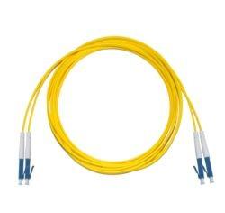 LC - SC Singlemode fibre patch cable  1.6mm Duplex 10m