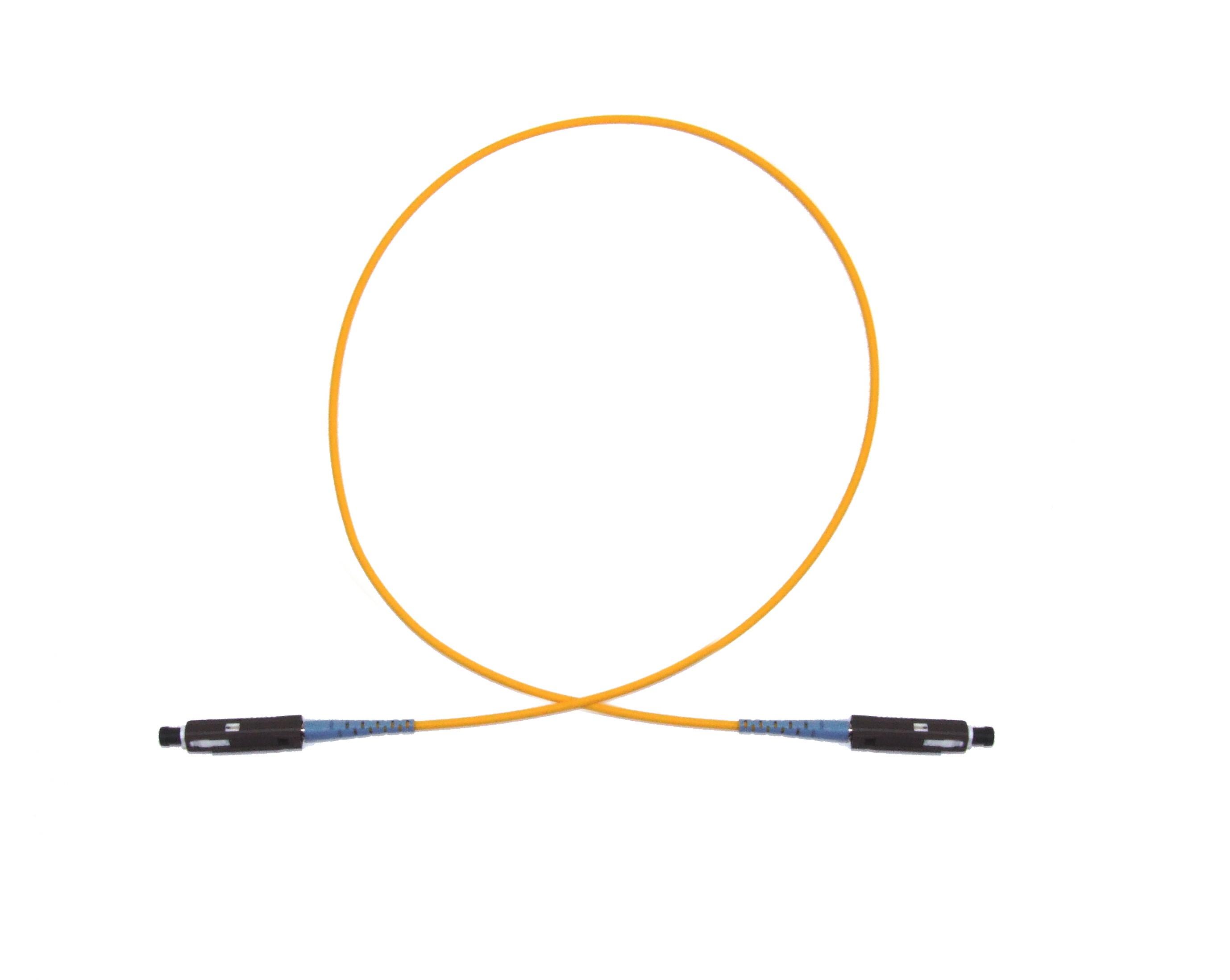 MU -MU fibre patch lead singlemode OS1  simplex 5m