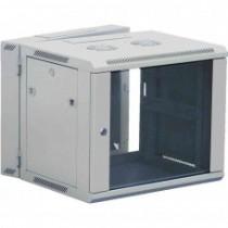 6U Wall Mount Data Cabinet Grey 600mm x 600mm