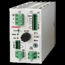 ZM24V6A-151A - 24V / 6A Controlled buffer battery UPS