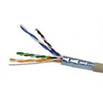 CAT5e FTP Grey Solid Cable 305Mtr