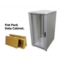 42U Data Cabinet 600 x 600 Flat Pack