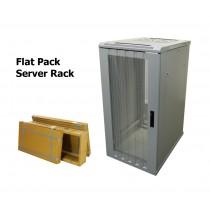 27U Server Cabinet 600 x 1000 Flat Pack