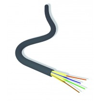 Brand-Rex fibre cable 4 core OS2 tight buffered LSOH