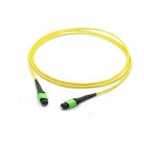 1m MTP/MPO Patch lead OS2 12 Fibre Female A type