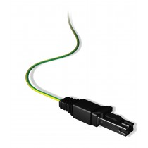 Brand-Rex MT-RJ 50/125 Fibre Optic Pigtail 2m
