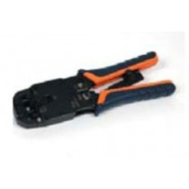 Ratchet Crimp Tools for RJ45 & 10P10C plugs