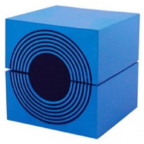 Roxtec RM 40 Module, 40 mm x 40 mm, Non-Metallic