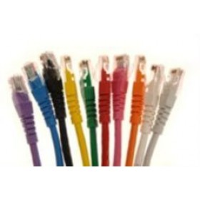 Pink 5m Cat5 Ethernet cable - Patch cable RJ45 UTP