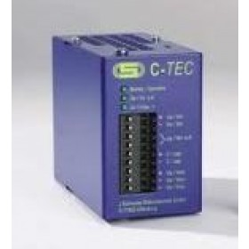 C-TEC 2403-1 1KJ capacitor 24v DC buffer module power supply disabled