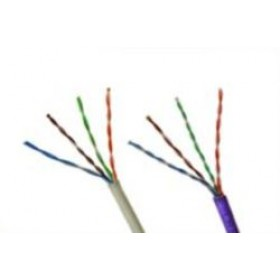 Bulk Cat5e Cable 305m Box UTP PVC