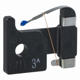 Cooper Bussmann - Alarm Indicating 3Amp fast acting fuse