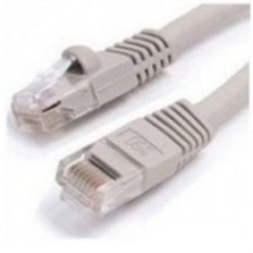 Cat5 1m Grey Patch Cord