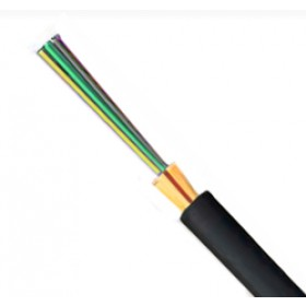 8 core singlemode LSZH tight buffered optical fibre cable