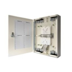 48 way Fibre Optic Wall Splice Enclosure (BFP)