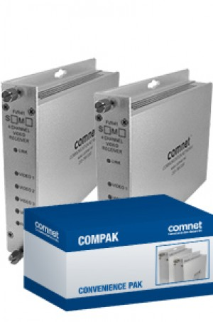 ComNet Compak 41M1 FVT/R41M1 4 Channel video