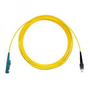 E2000 - FC Singlemode fibre patch cable Simplex 1m