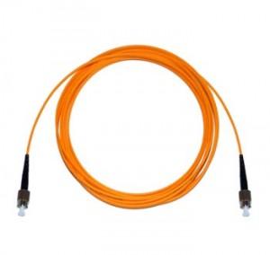FC - FC Multimode fibre patch cord 62.5/125 OM1 Simplex 3m