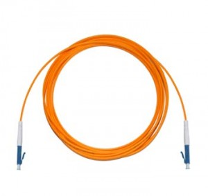 LC - LC Multimode fibre patch lead 62.5/125 OM1 Simplex 2m