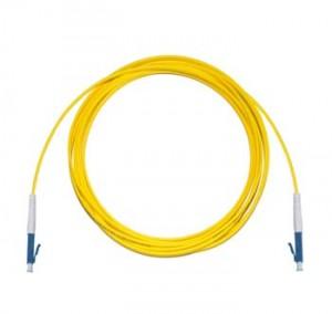 LC - LC Singlemode fibre patch lead Simplex 0.25m