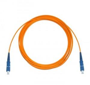 SC - SC Multimode fibre patch cable 50/125 OM2 Simplex 0.5m