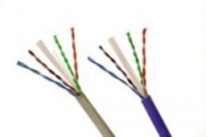 CAT6 UTP Grey LSOH Cable 305Mtr