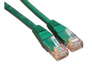 Green 1m Cat6 Ethernet cable - Patch cable RJ45 UTP