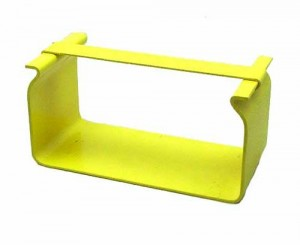 Fitting Splice 200mm Yellow