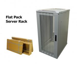 42U Server Cabinet 600 x 1000 Flat Pack