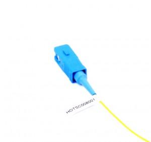 Brand-Rex SC 8/125 Fibre Optic Pigtail 2m