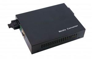 SC Singlemode Media converter 10/100/1000M