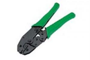 Fixed Die RJ45 Cat 6 Ratchet Crimp Tools