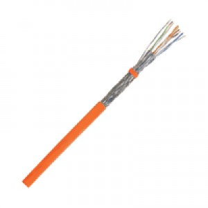 LANmark-7 S/FTP Cat 7 Cable LSZH Orange